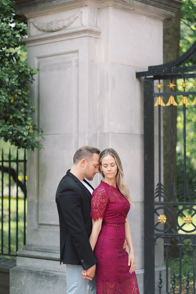 Philadelphia Engagement Session Anthony Page Photography