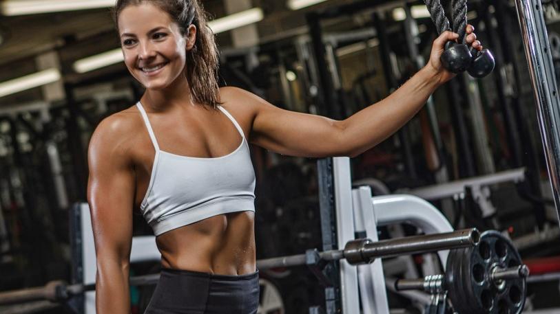 Olivia Devall Training