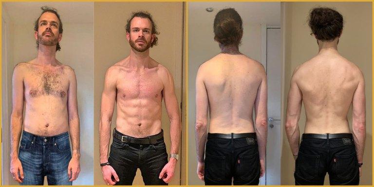 Ed Body Transformation
