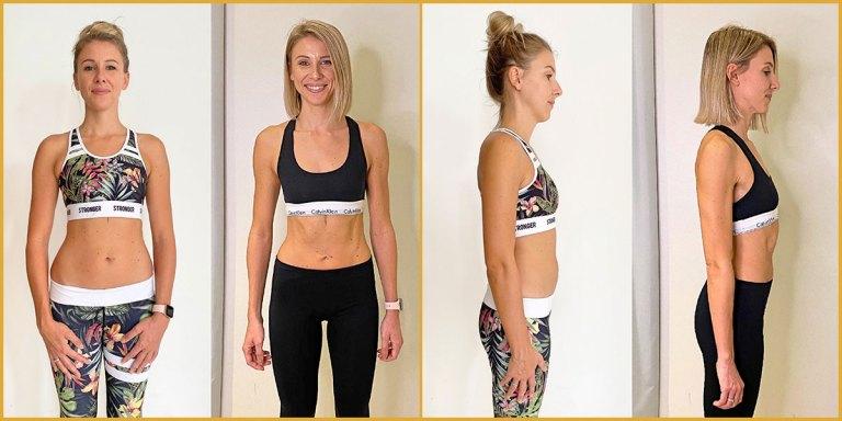 Ramona Body Transformation
