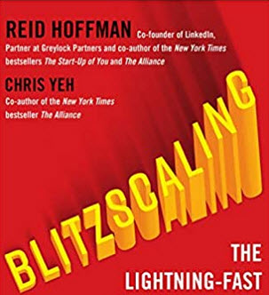 Blitz scaling book cover
