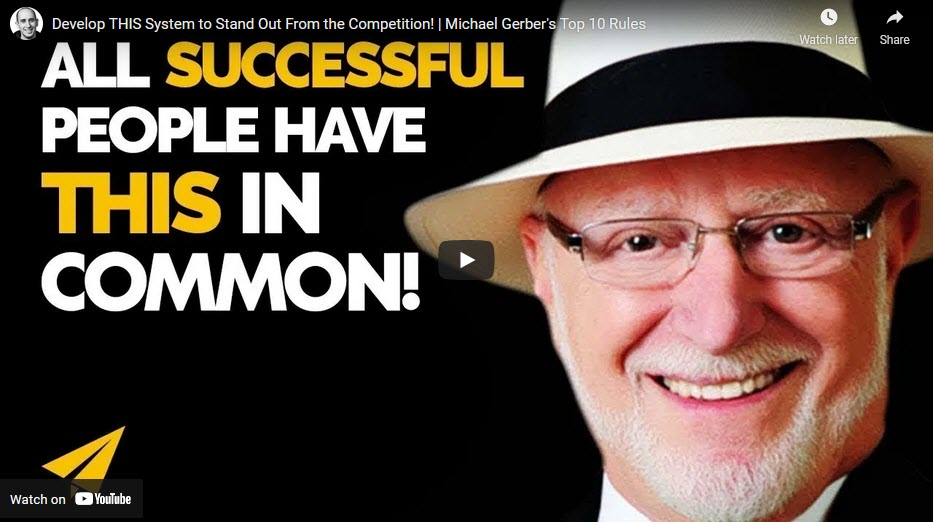 YouTube - all successful people have this in common