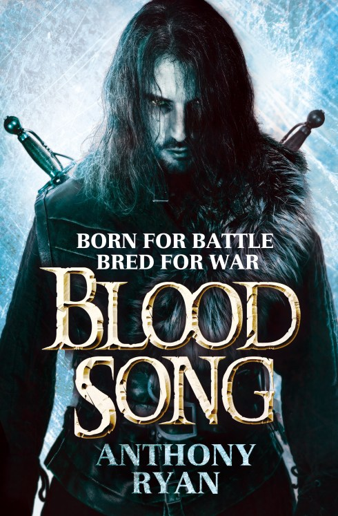 'Blood Song' UK eBook on sale – £0.99 Kindle Daily Deal