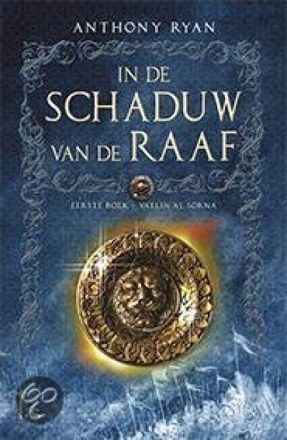 Raven's Shadow - Dutch Cover