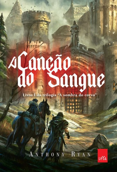 Blood Song Brazil cover
