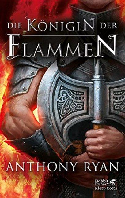 Queen of Fire German cover