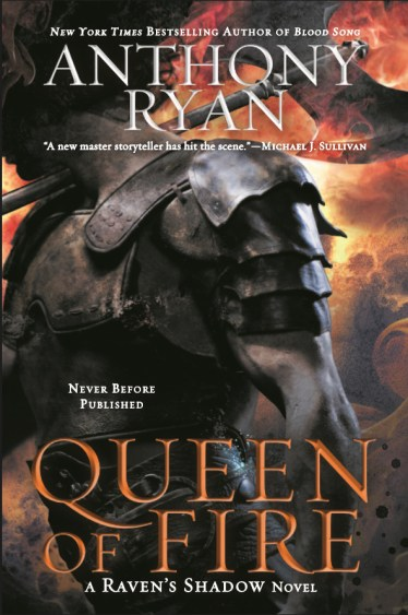 Queen of Fire cover