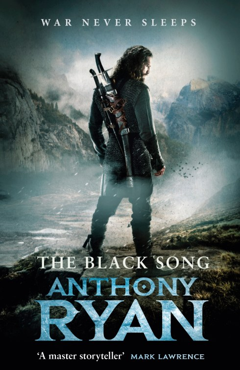 The Black Song – UK Paperback Released
