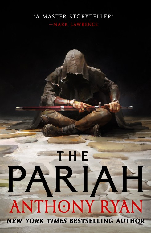 Announcing 'The Pariah' – Book One of the 'Covenant of Steel'