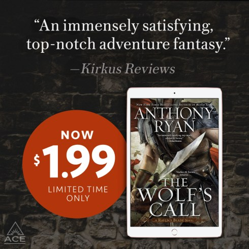 The Wolf's Call – US Ebook on Sale at .99
