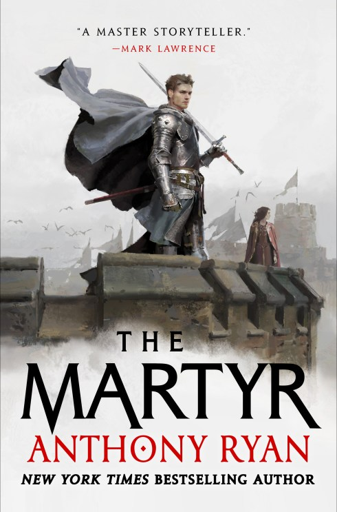 The Martyr – Cover Reveal for Covenant of Steel Book Two