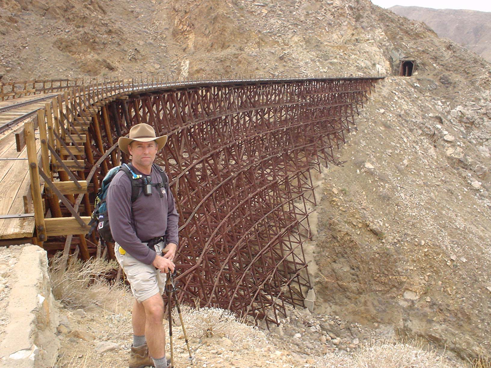 Goat Canyon Trestle near Anza Borrego State Park