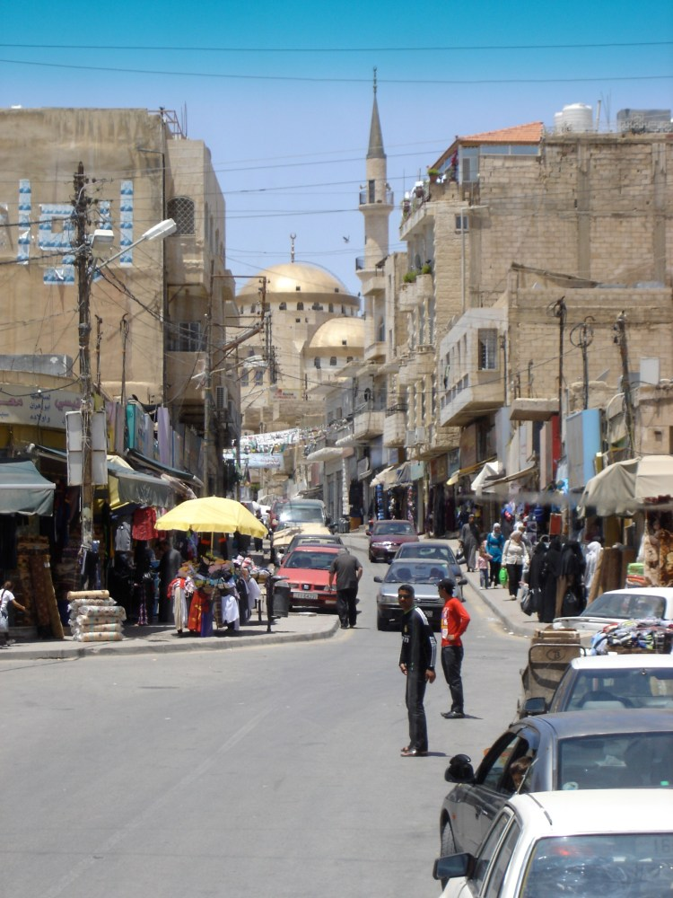 Madaba and Mount Nebo pitstops en route to the Dead Sea (1/6)