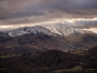 Little Langdale in front