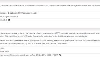 NSX Bytes: Updated - NSX Edge Feature and Performance Matrix