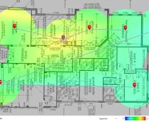 Wifi Coverage New Downstairs