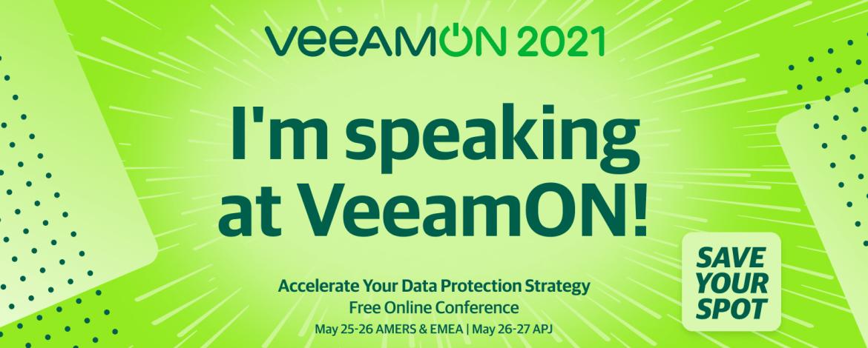 VeeamON 2021
