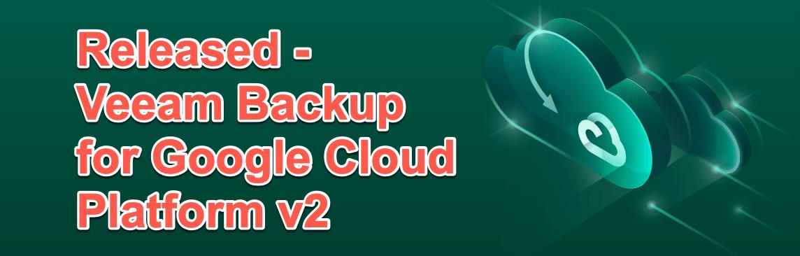 Google Cloud Backup