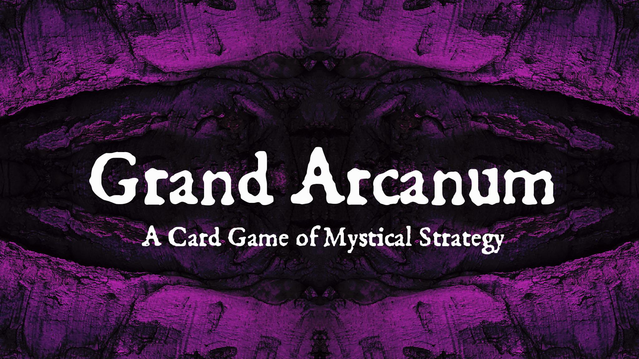 Grand Arcanum Anthony Teth