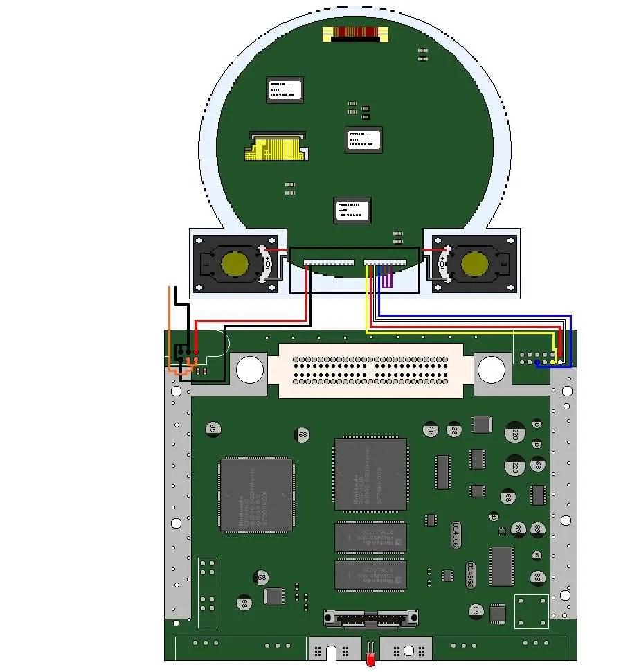 hight resolution of n64 portable anthony thomas basic wiring diagram n64 wiring diagram