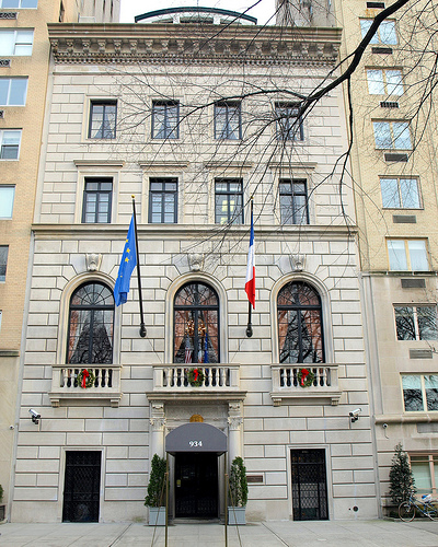 Image result for french consulate fifth avenue