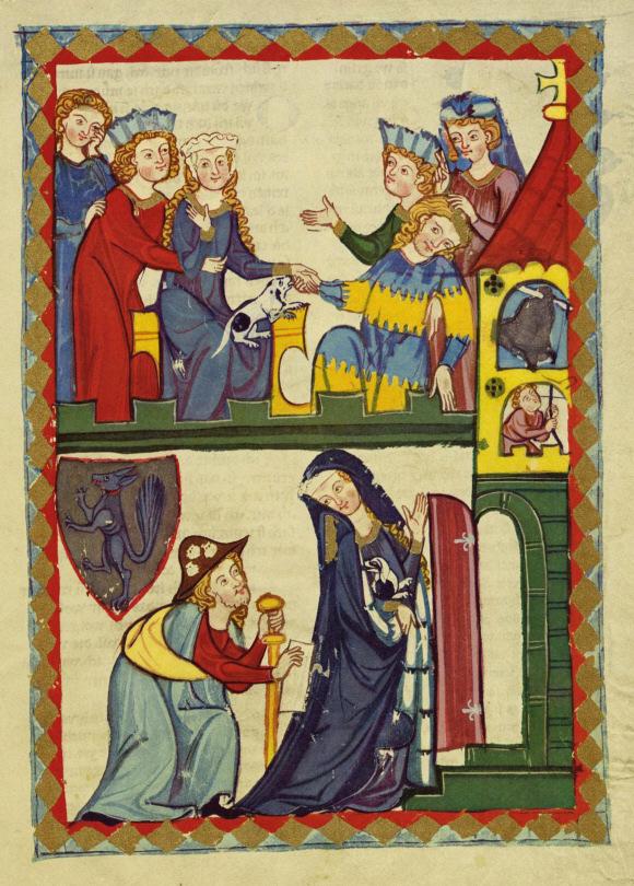 Eros im Mittelalter – Theosophie III