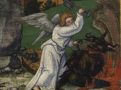 Tempel, Pilger und die Apokalypse des Herzens. Theosophie VIII