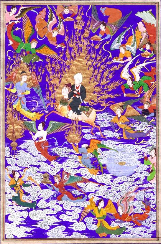 Hurqalya, die Erde der geistigen Schau