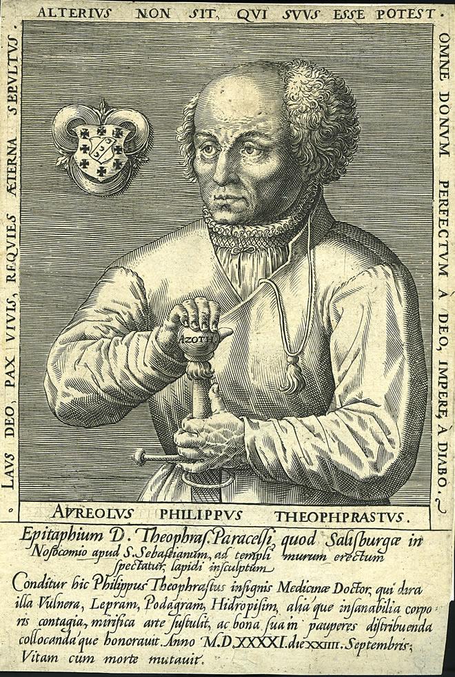Alchemie, Paracelsus und die deutsche Naturphilosophie – Anthroblog