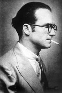 Mircea Eliade Anfang der 1930er Jahre