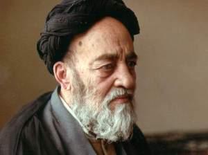 Zu Nasrs Lehrern gehörte der schiitische Theosoph Muhammad Husayn Tabatabai'i