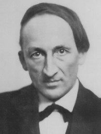 Albert Steffen, 1884-1963