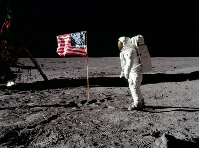 1969 | One giant leap for man, one small step for mankind