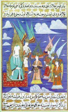 Der Prophet und die Engel