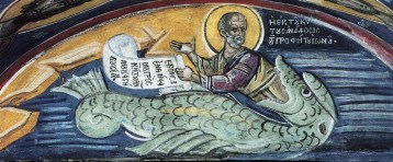 Prophet Jonas