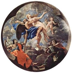 Nicolas Poussin, Zeit und Wahrheit, 1641.