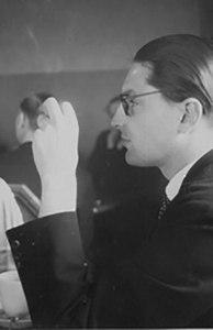 Reimar Thetter, 1908-1994.