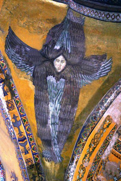 Seraph. Hagia Sophia
