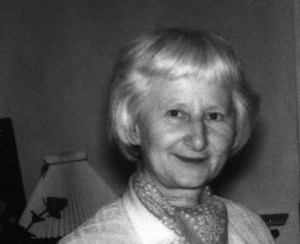 Gisela Reuther, 1924-2013