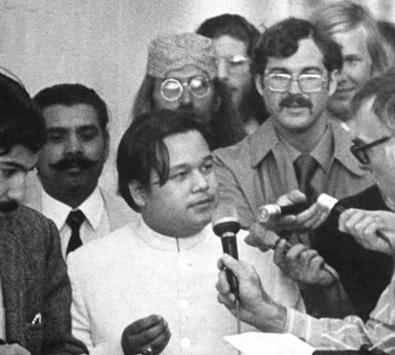 1977 | Auf der Suche nach dem unentdeckten Amerika