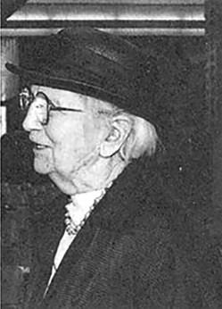 Clara Kreutzer, 1896-1992