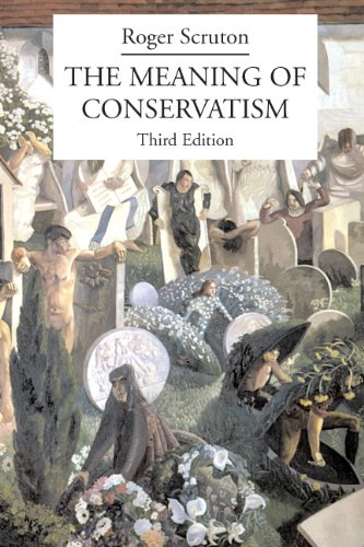 Roger Scruton, The Meaning of Conservatism