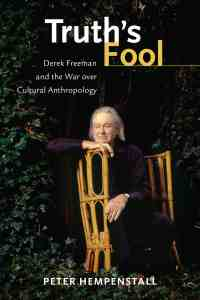 "The cover of Peter Hempenstaall's book ""Truth's Fool"""