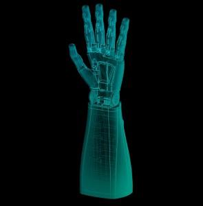 Hand Schematic