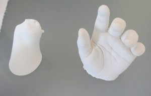 Design Plaster cast