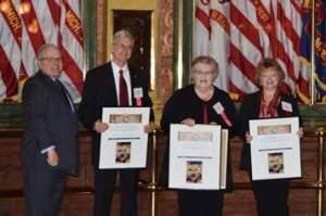 CAP preservation award