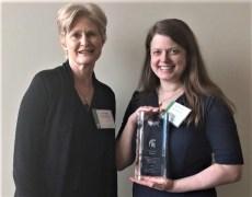 Dr. Rowenn Kalman receives Gill-Chin Lim Award