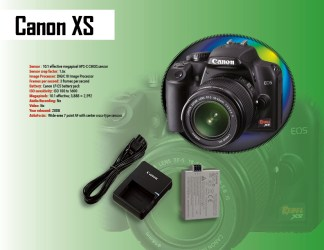 Canon XS