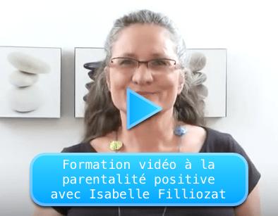 Découvrez la formation à la parentalité positive d'Isabelle Filliozat