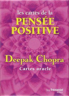 les cartes de la pensée positive